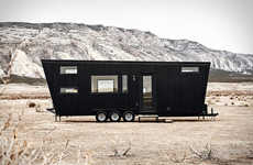 Modern Structural Trailers - The Land Ark RV is a Luxurious Travel Option to Tow Along On Any Trip