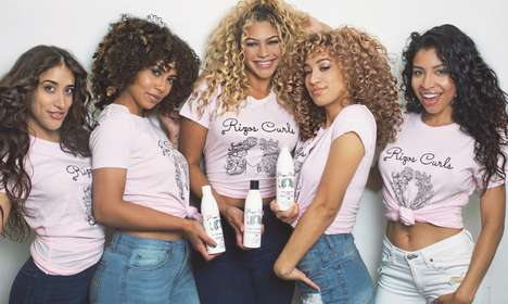 Latina-Owned Hair Care Startups - Rizos Curls Specializes in Artisan Curly Hair Products