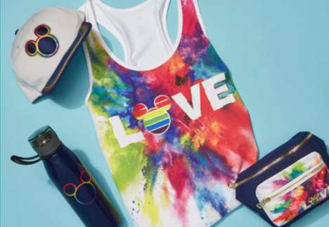 Disney-Inspired LGBTQ Collections