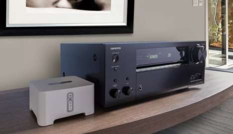 Digitally Incorporated Speaker Receivers