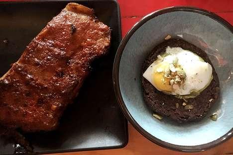 Pan-Latin American Eateries