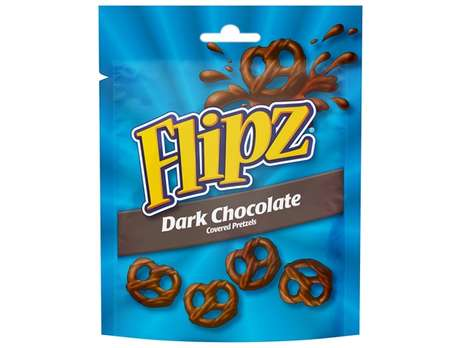 Chocolatey American Pretzel Snacks