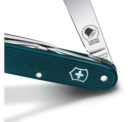 Eco-Friendly Swiss Army Knives