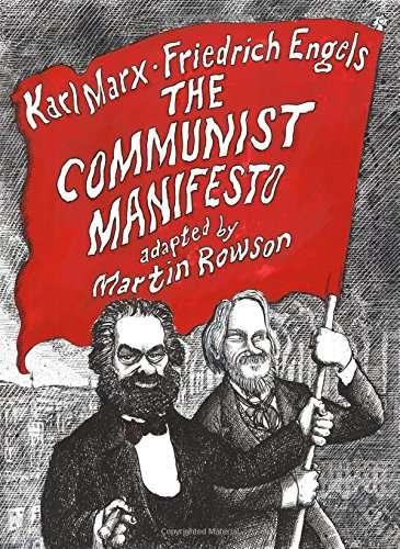 Communist Comic Books