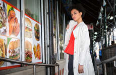 Deli-Inspired Fashion Lines