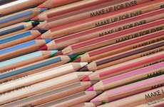 LGBTQ-Supporting Makeup Pencils - Makeup Forever's Artist Color Pencils Support LGBTQ Youths