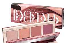 Versatile Berry-Toned Makeup Palettes - Urban Decay's 'Backtalk' is Packed with 10 Flattering Shades