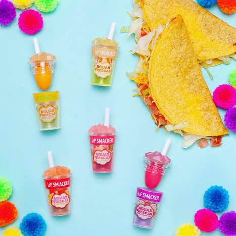 Mexican Juice-Themed Lip Balms