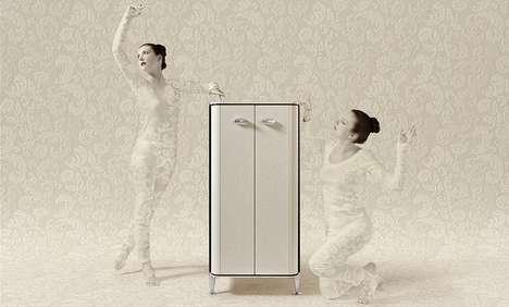 Sophisticated Safe-Furniture Designs