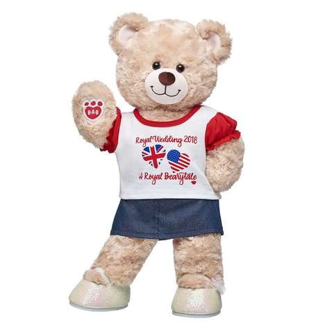 Royal Wedding Bear Toys