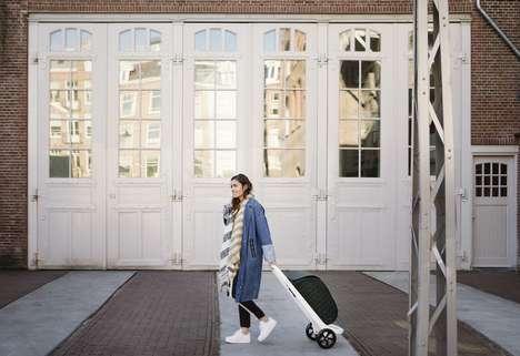 Stylish Urbanite Shopping Bags