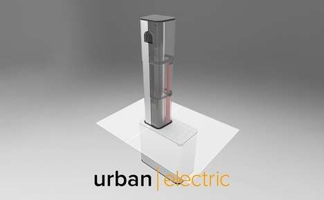 Pop-Up EV Chargers