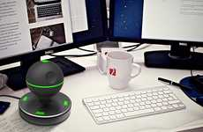Illusionary Desktop Speakers