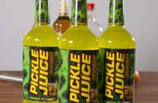 Pickle Juice Cocktail Mixes - Consumers Can Now Purchase Pickle Juice Chaser in 1L Bottles