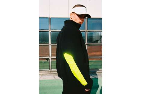 French-Inspired Athletic Apparel