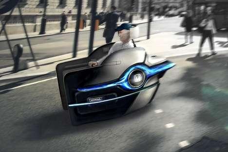Modular Wheelchair Vehicles