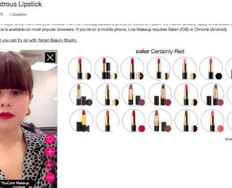 Trend maing image: Virtual Beauty Concierges