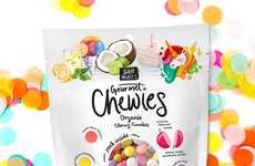 Organic Chewy Candies - Project 7's 'Chewies' are Naturally Colored and Packed with Flavor