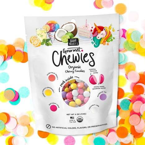 Organic Chewy Candies