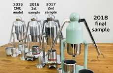 Manual Espresso Coffee Makers