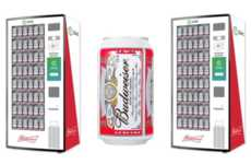 Blockchain Beer Dispensers - Civic Has Debuted the World's First 'Cryptobeer' Vending machine