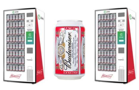 Blockchain Beer Dispensers