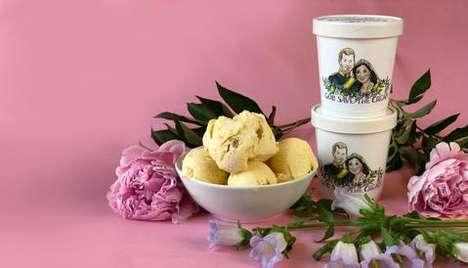 Royal Wedding Ice Creams