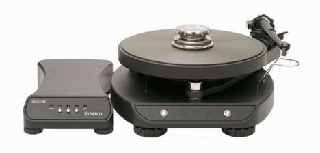 Integrated High-End Turntables