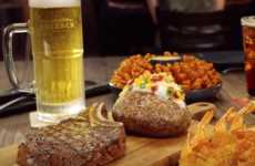 Appetizer-Inspired Ales - Outback Steakhouse is Now Offering a Bloomin' Blonde Ale