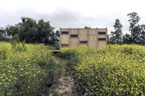 Prefabricated Off-Grid Cabins
