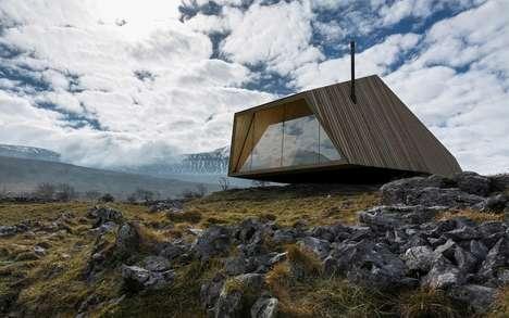 Modular Timber Treehouses