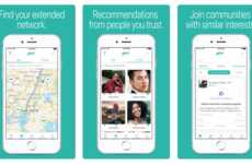 Mutually Friendly Expat Apps - Pivt Connects People as Friends Based on Mutual Relationships