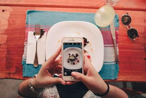 Restaurant-Connected Social Media Updates