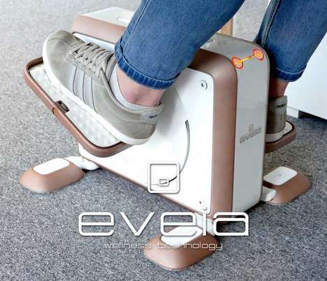 Connected Active Sitting Cyclers