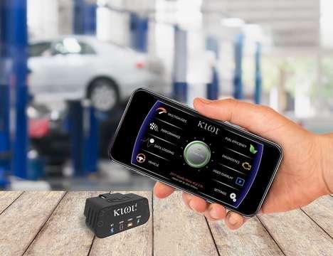 Car Diagnostic-Monitoring Devices