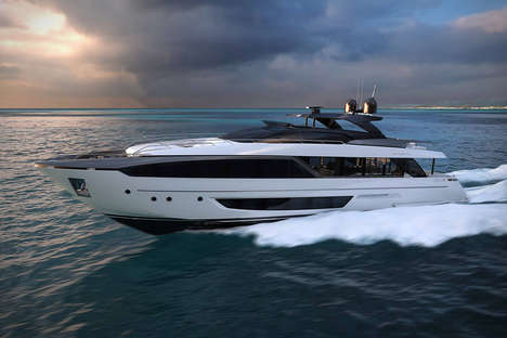 Entertainment-Focused Yachts