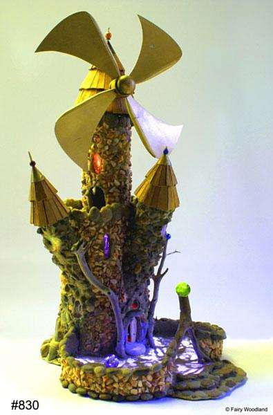 Fantasy Fairy Houses - Attract a Garden Sprite with Fairy Woodland Homes