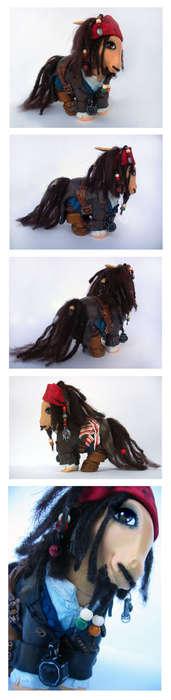 Badass Toy Horses