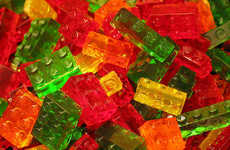DIY Edible LEGO - How to Create Your Own Brick-Shaped Candy Made of Jell-O