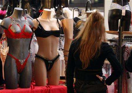 Credit Crunched Naughty Tradeshows