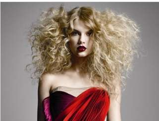 Wild Bouffant Hairstyles