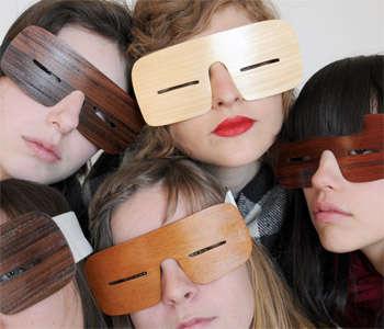 Inuit-Inspired Eyewear