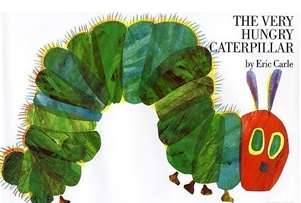 "Eric Carle's ""The Very Hungry Caterpillar"" Started It All"