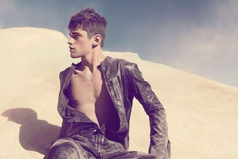 Sandy Desert Editorials