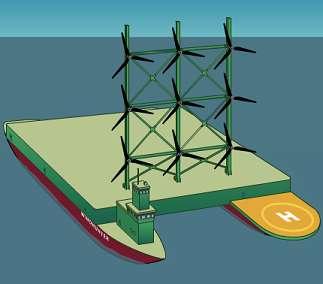 Maritime Hydrogen Generation