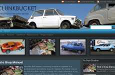 Honoring Clunker Car Culture - ClunkBucket Helps You Fix, Find and Feature Your Hooptie