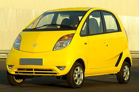 'TaTa Nano', Cheapest Car Ever, Couldn't Come at a Better Time (UPDATE)