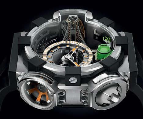 Phosphorescent Watches