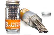 Mega Magnetic Toys - BuckyBalls are the New Snuggie