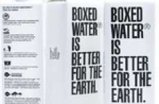 Water In A Box - Sustainable Water Company Says It's Better For The Environment